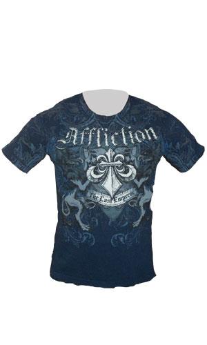 ...электронному магазину футболки affliction купить могут жители любого.